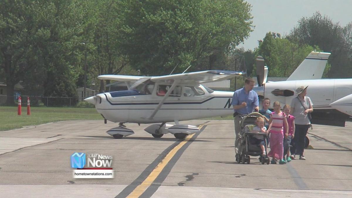 Van Wert airport re-dedicated on anniversary of historic flight1.jpg