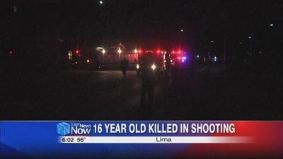 16 year old dies in overnight shooting