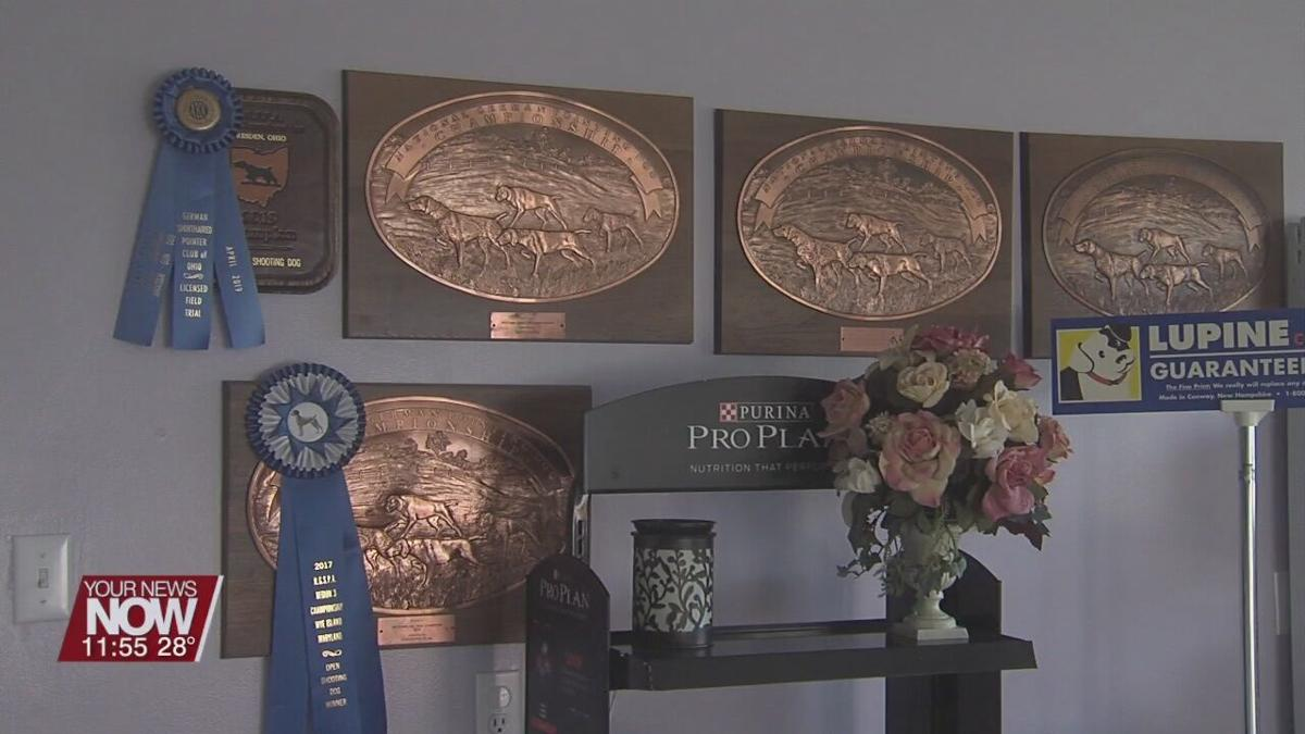 Local vet gets recognized as Breeder of the Year