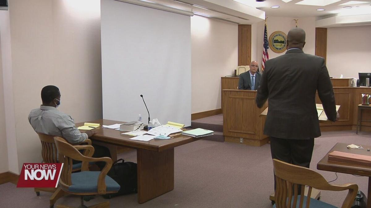 Day 3 of jury trial for Lima man facing drug charges focuses on the death of Dino Gerdemen