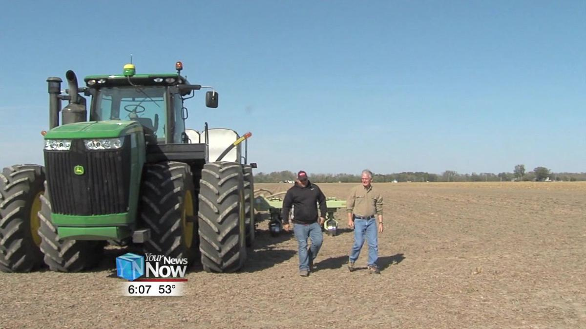 Challenges are ongoing for farmers trying to contain field runoff from entering waterways 2.jpg