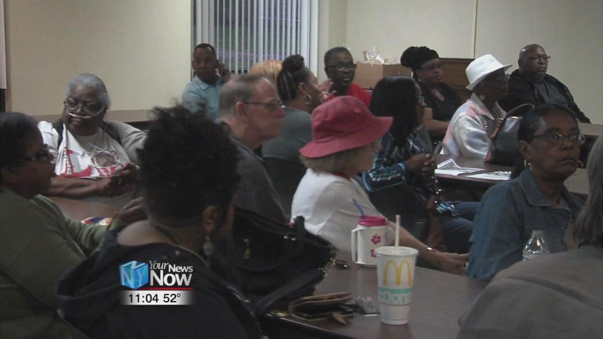 Lima Sixth Ward City Council candidates address issues at forum