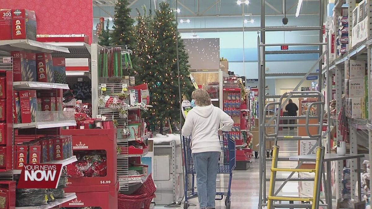 Black Friday crowds shrink as COVID-19 cases grow