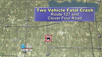 A Botkins man has died after a two vehicle accident in Mercer Co. Wednesday night 1.jpg