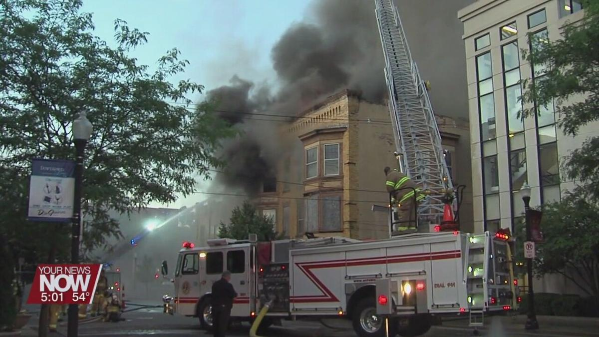 The man charged with burning down the former Roxy bar pleads guilty