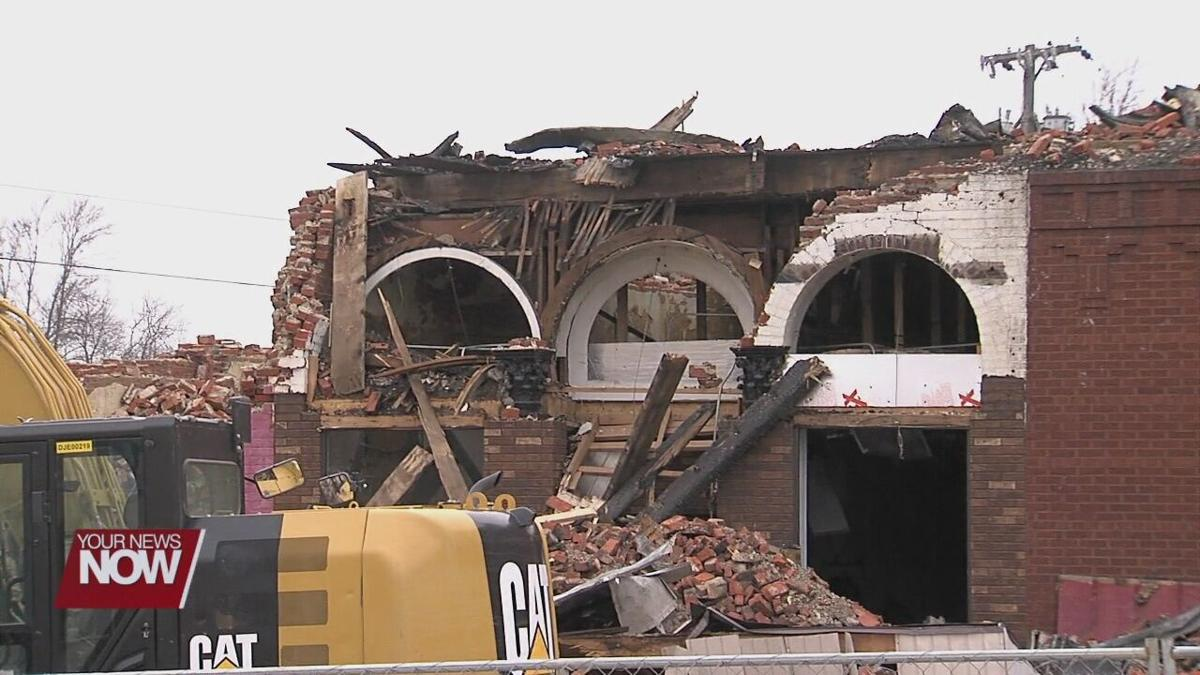 Businesses picking up the pieces after Columbus Grove fire