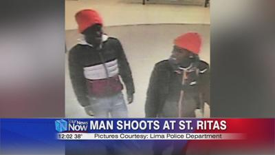 Police search for suspect who shot at Mercy Health-St. Rita's hospital