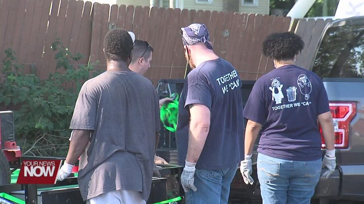 Lima's City Wide Pride wraps up weekend helping residents with unwanted items