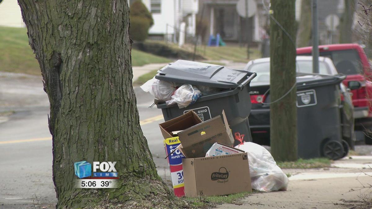 Addressing missed trash pickup in Lima