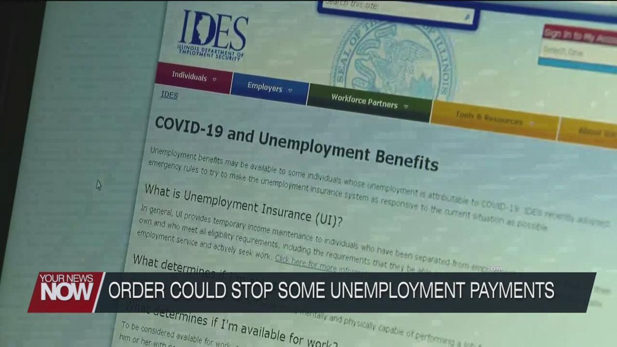 DeWine signs executive order that will limit unemployment benefits