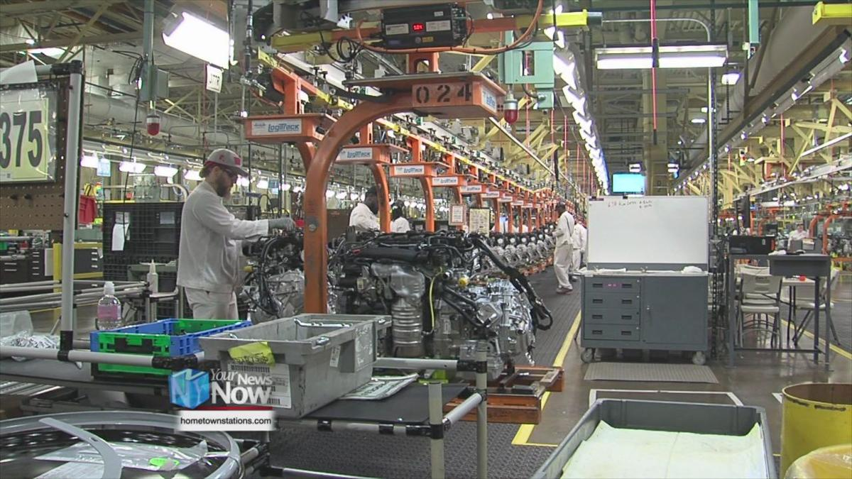 Students get closer look at automotive plant in Anna