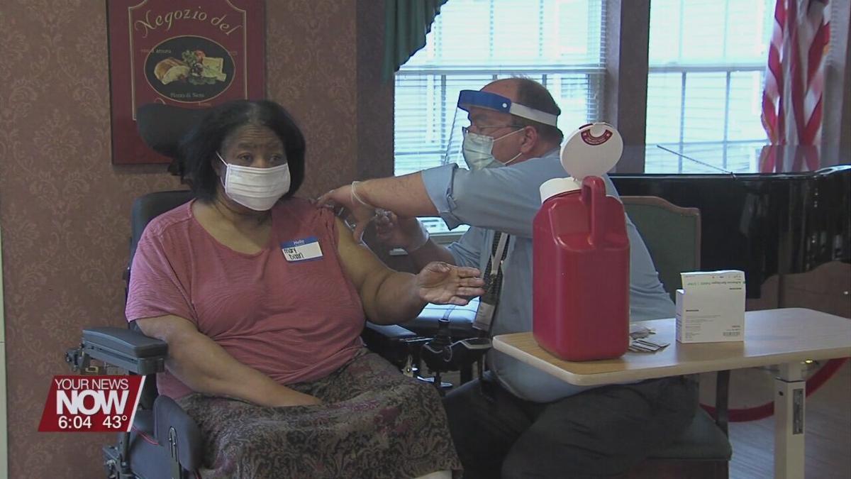 Allen County Public Health announces Phase 1-B vaccination procedures