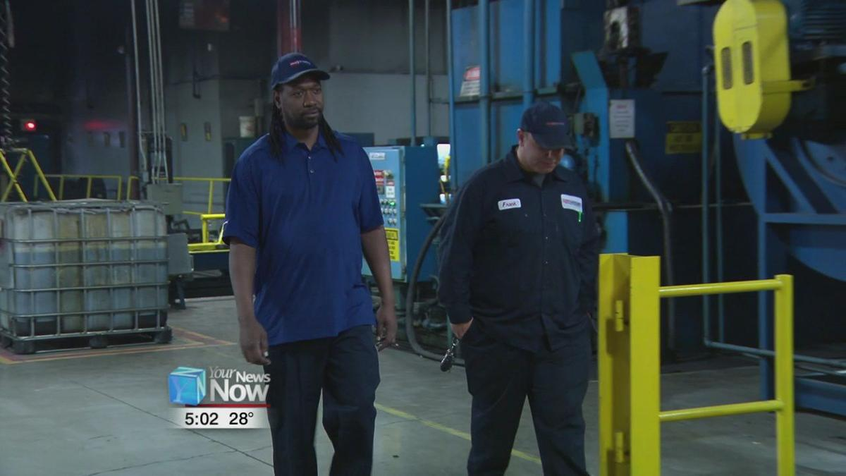Lima man excels through Ohio Means Jobs program to self-sufficiency without public assistance