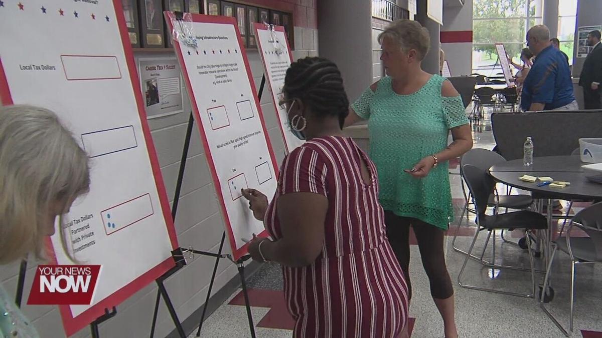 Lima needs community opinion to decide direction of the city's future
