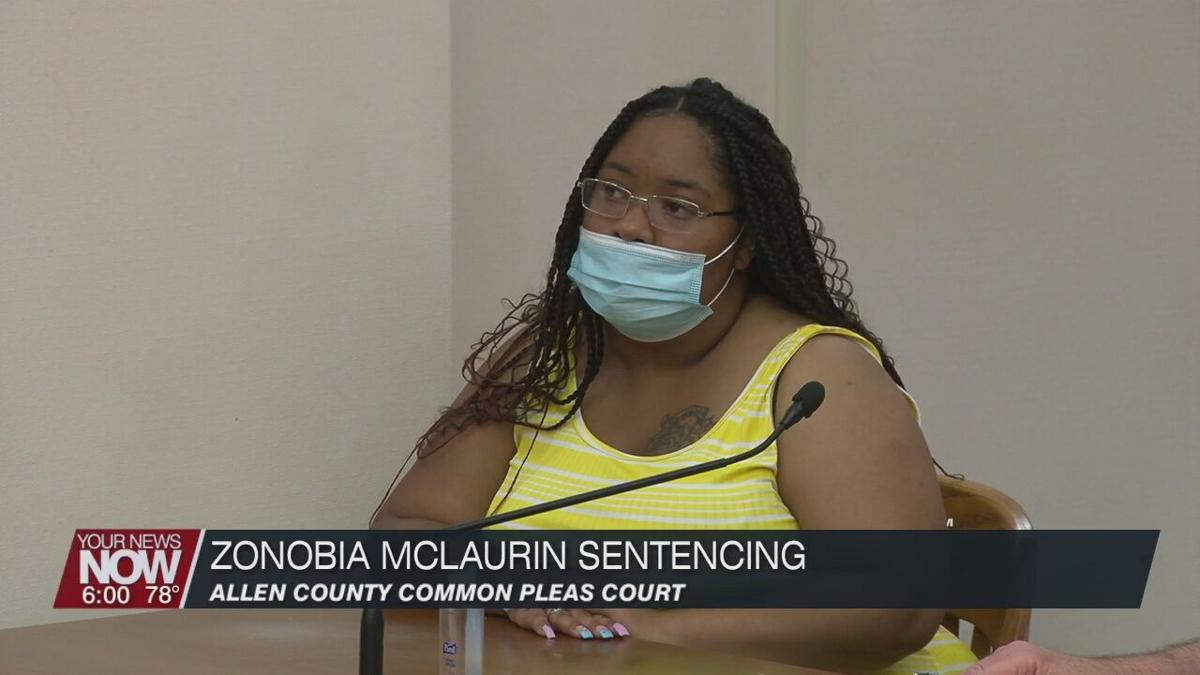 Zonobia McLaurin faces probation time after pleading guilty to aggravated assault
