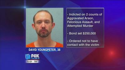 Delphos man charged with attempted murder for setting fire to a woman