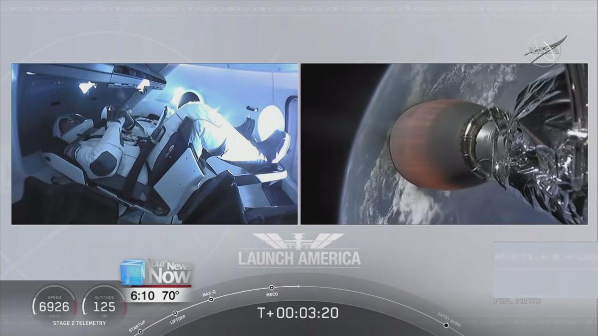 ONU Professor talks about the importance of SpaceX launch