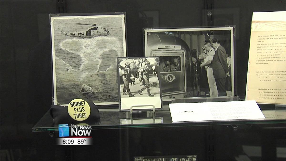Exhibit at Purdue shows Neil Armstrong's life during college 3.jpg