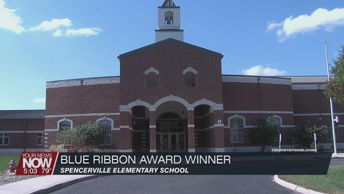 Spencerville Elementary receives highest award from U.S. Department of Education