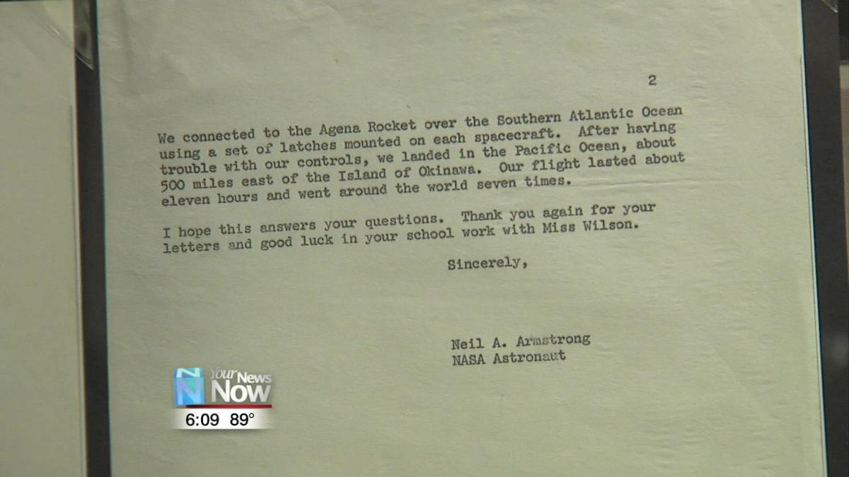 Exhibit at Purdue shows Neil Armstrong's life during college 2.jpg