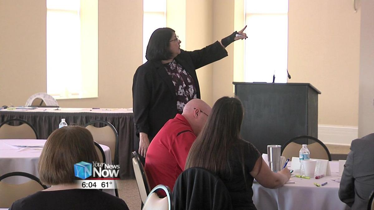 Working Partners discusses drug-free work policy with local businesses 1.jpg