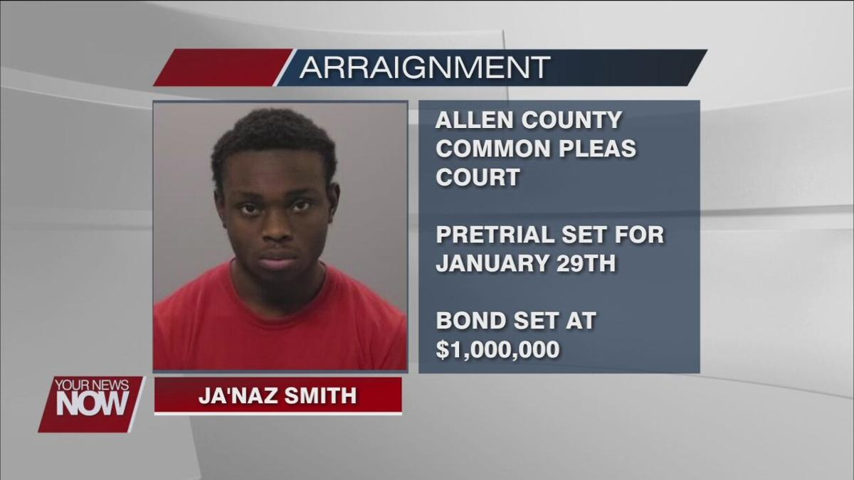 Lima teen indicted for murder arraigned in Allen County Common Pleas Court