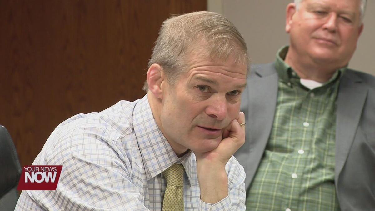 Jim Jordan listens to concerns from Allen County leaders