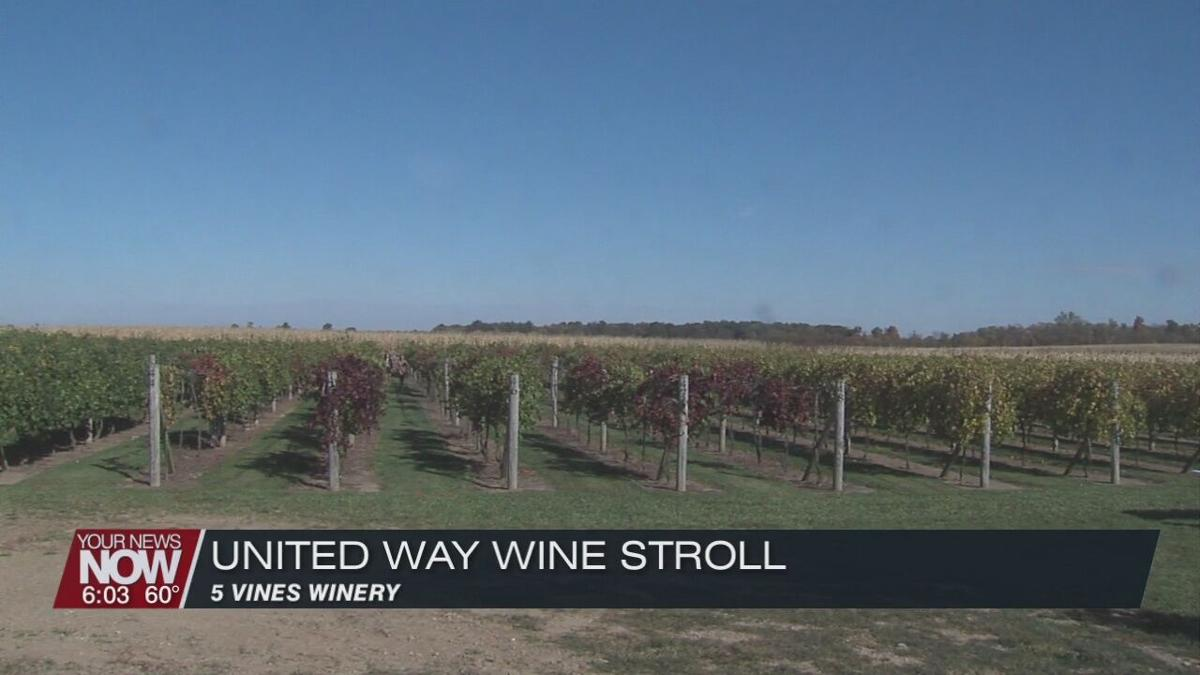 """United Way of Auglaize County holds """"Wine Stroll"""""""