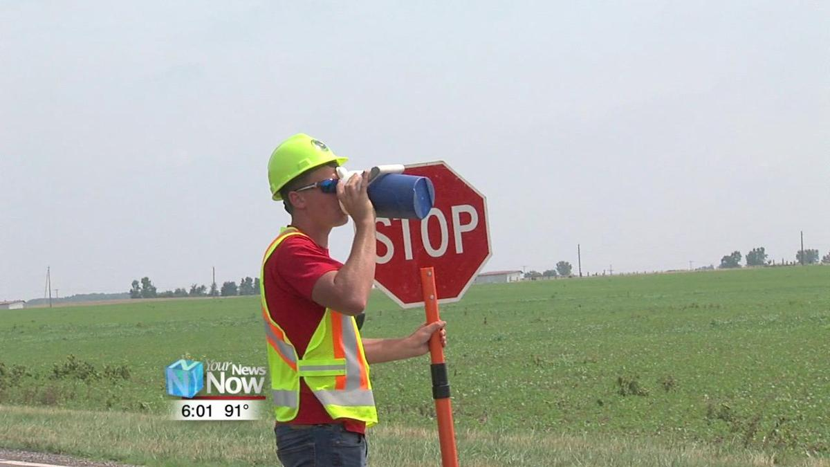 ODOT makes adjustments for working in excessive heat 1.jpg
