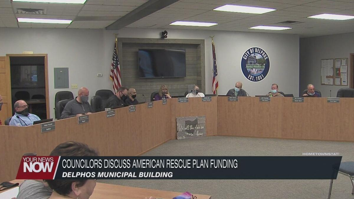 Delphos looks into American Rescue Plan Fund