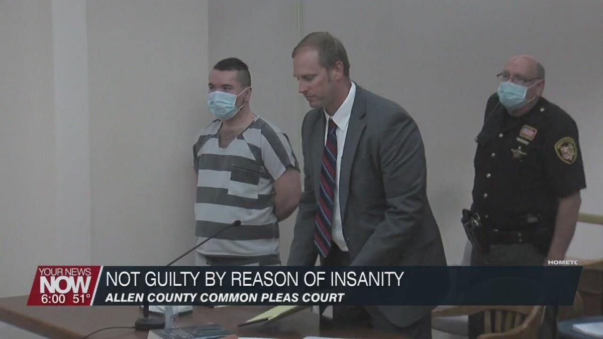Man facing murder charges found not guilty by reason of insanity