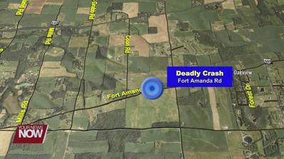 One Wapakoneta teen killed in a car crash, another in critical condition
