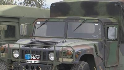 Allen County Sheriff's Office to auction six military vehicles online