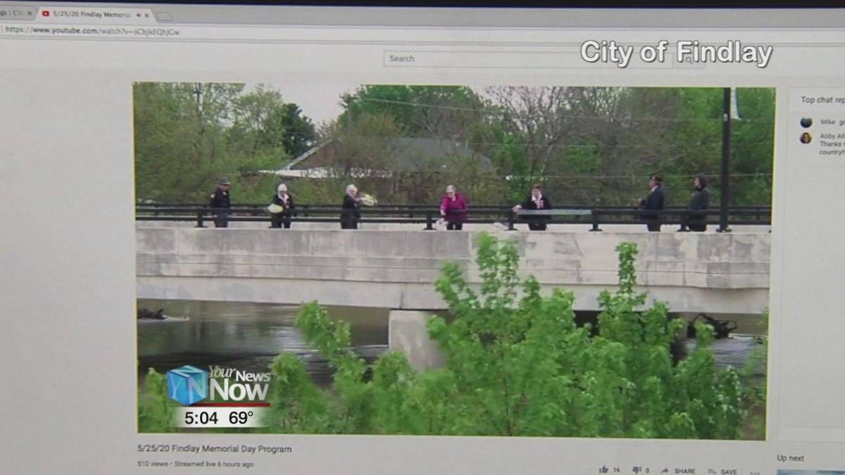 COVID-19 forces local Memorial Day celebrations online