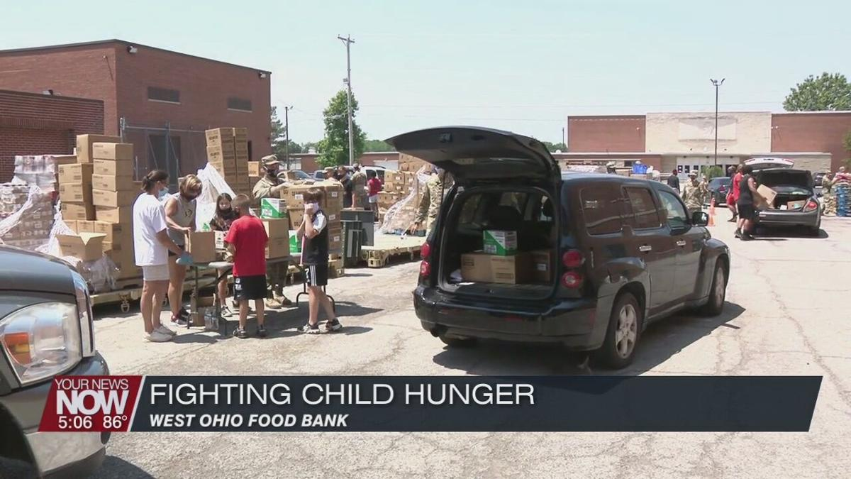 Addressing child hunger at the forefront for West Ohio Food Bank