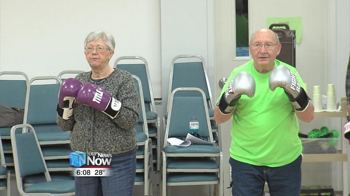 Rock Steady Boxing helping to fight back against Parkinson's disease 1.jpg