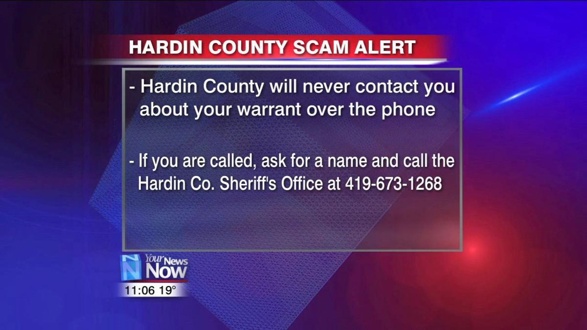 Hardin County Sheriff's Office warns of phone scam.jpg