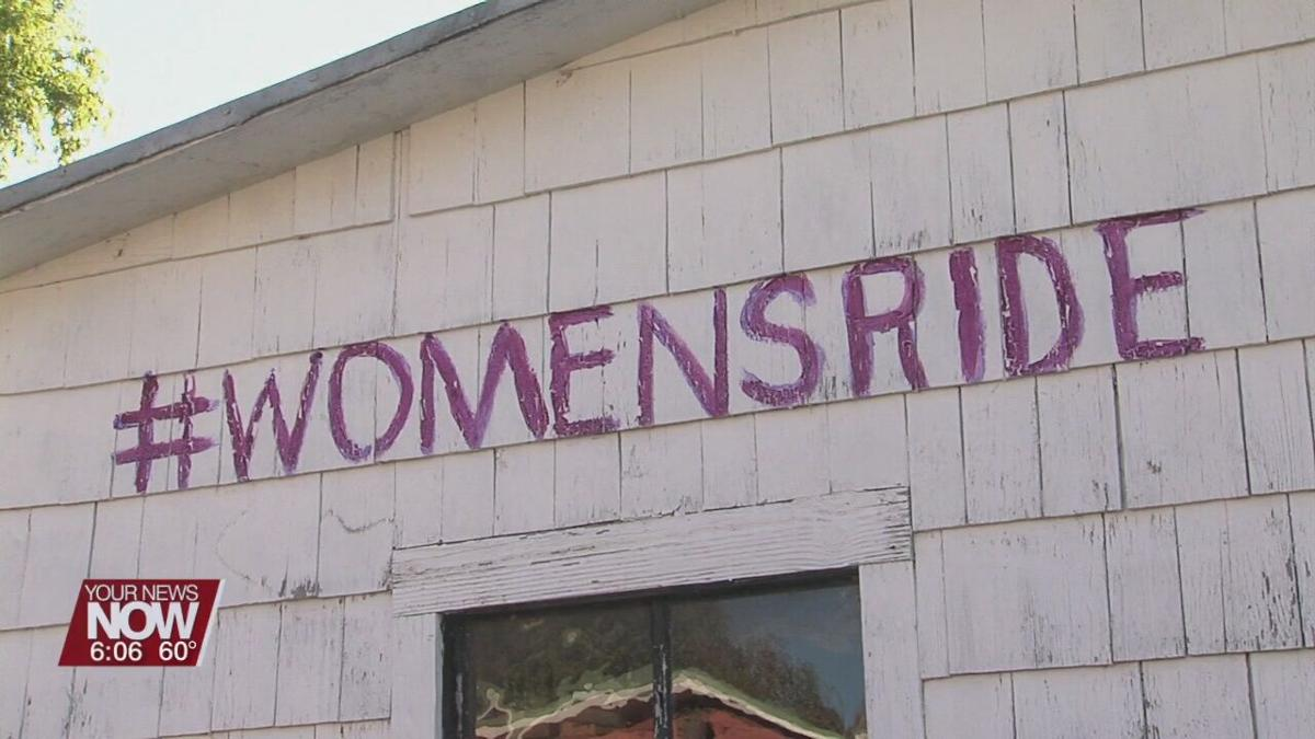 Womens Ride To Vote event held in Bluffton