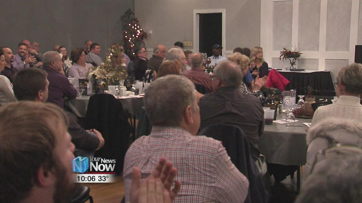 Habitat for Humanity recognizes volunteers at annual banquet