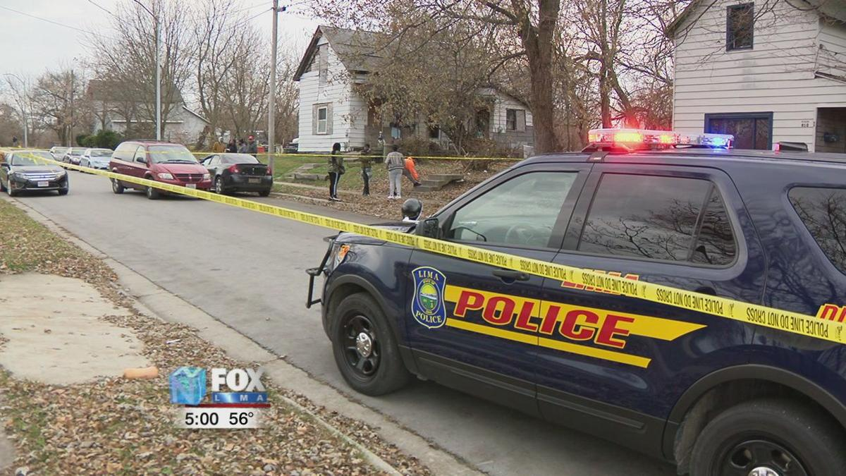 Lima Police Department investigates double shooting on Reese Ave.