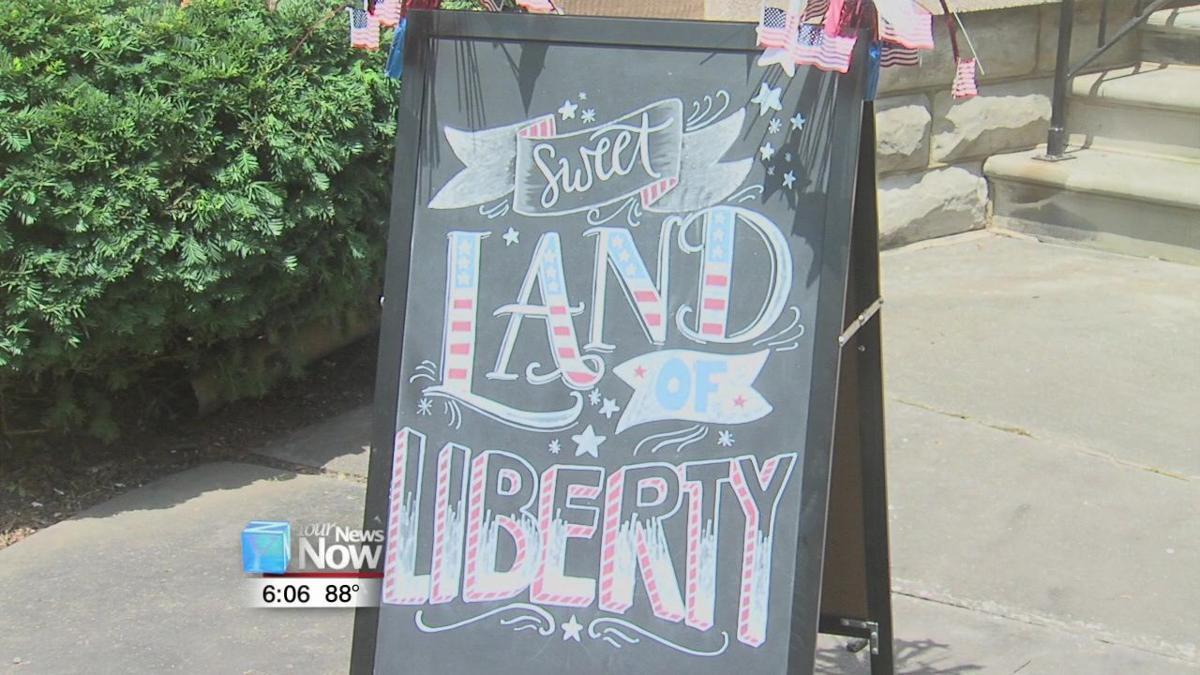 Hancock Historical Museum holds annual ice cream social2.jpg