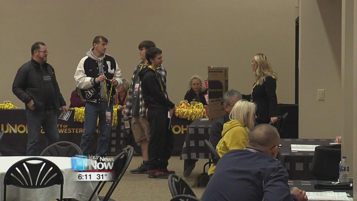 UNOH welcomes students at Fall Open House