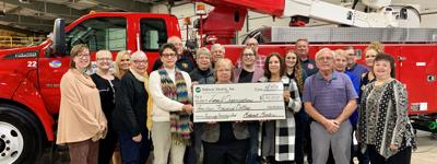 $14, 000 donated to 13 west-central Ohio groups and charities by Midwest Electric members