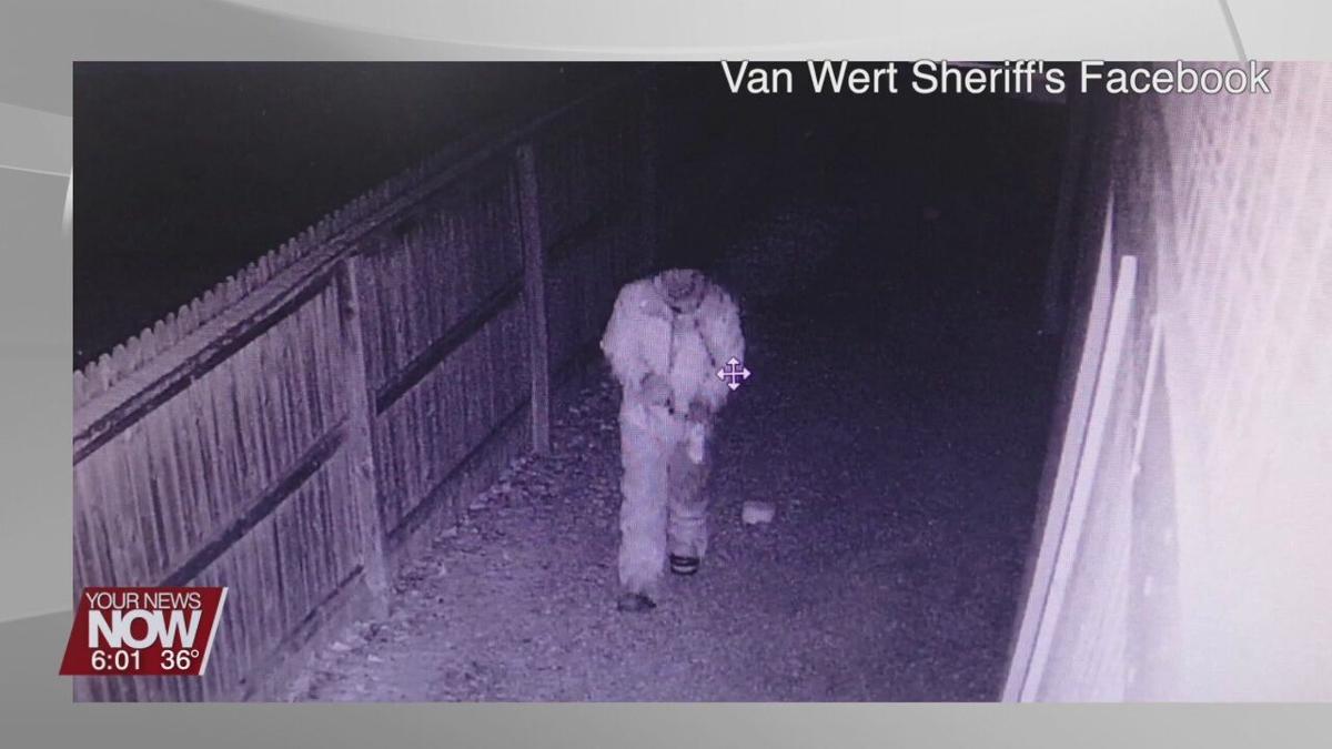 Van Wert PD need help finding a burglary suspect