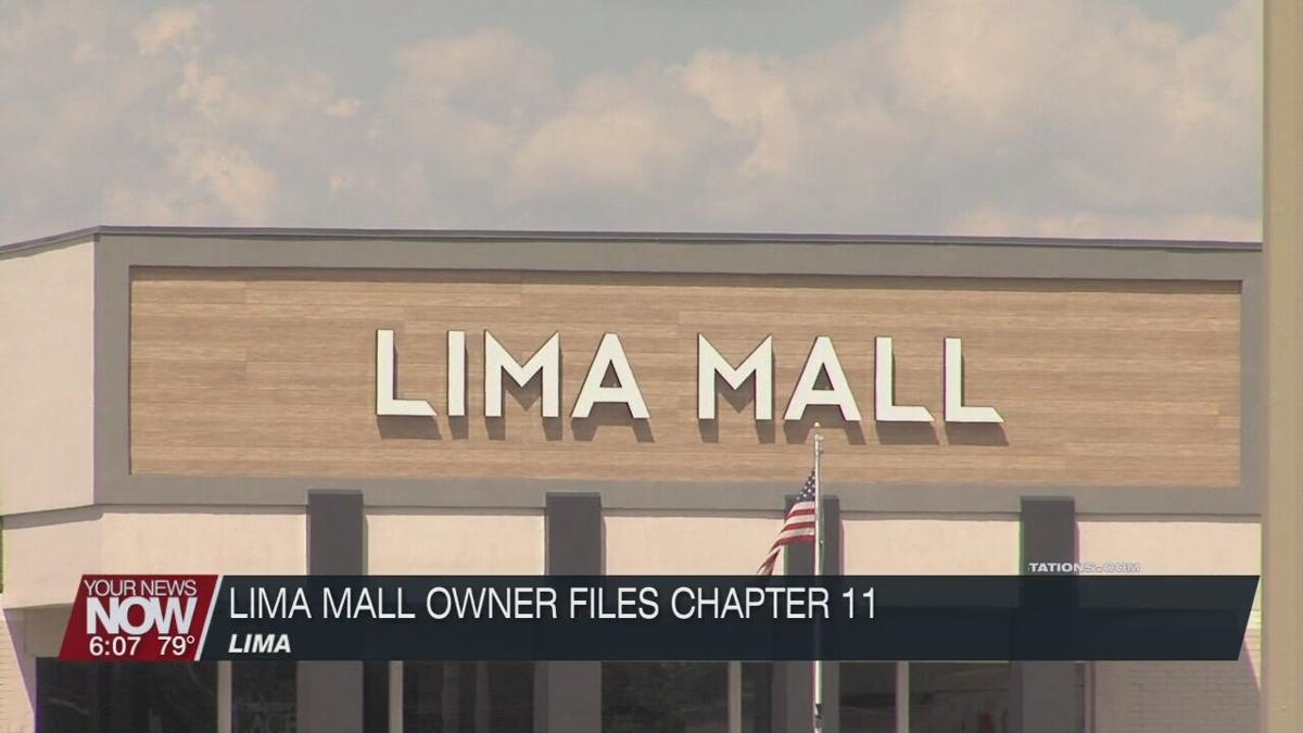 Owner of Lima Mall files for Chapter 11 bankruptcy