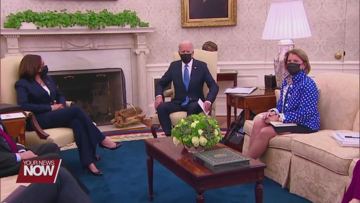 Debate over American Jobs Plan continues in Washington D.C.