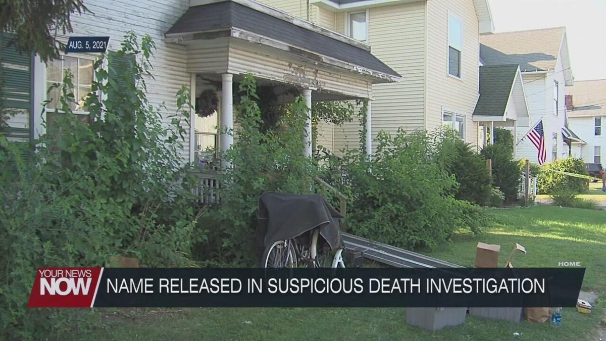 Findlay detectives release the name of the person that was found dead last week