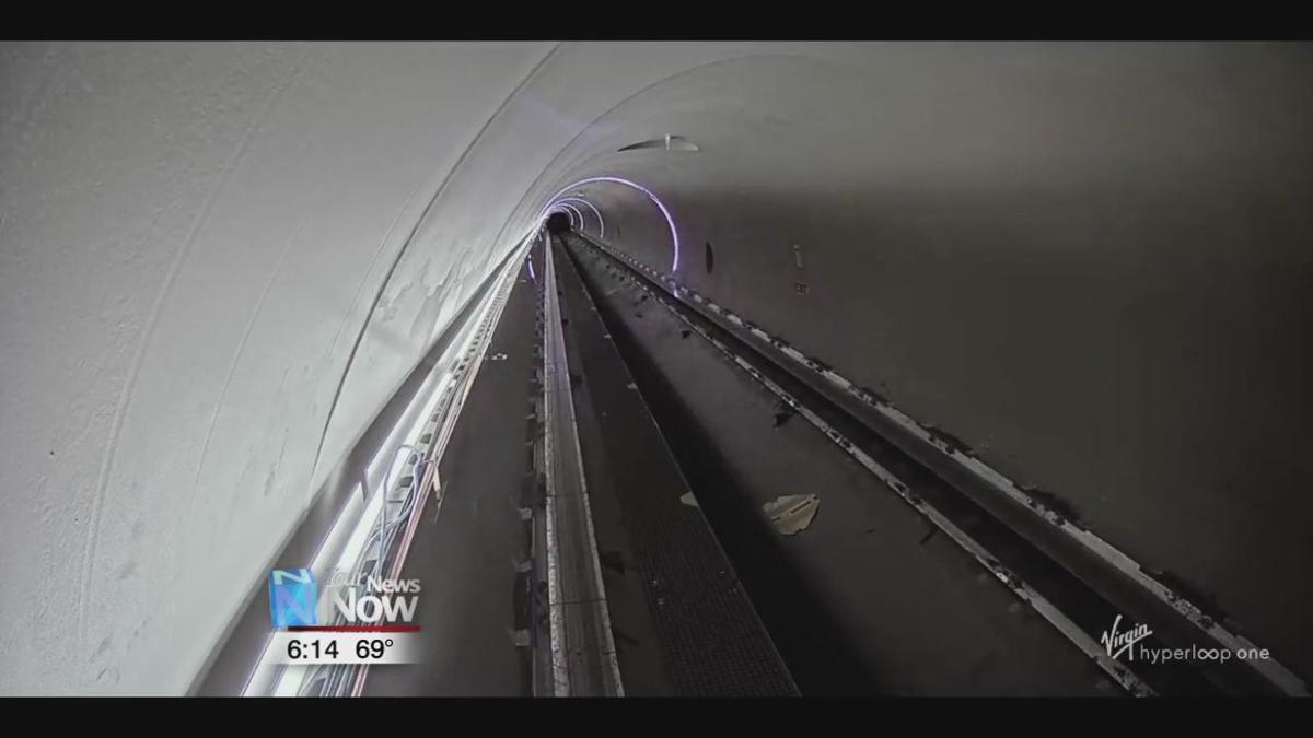 Study shows Hyperloop technology feasible for line from Chicago to Pittsburgh to include Lima