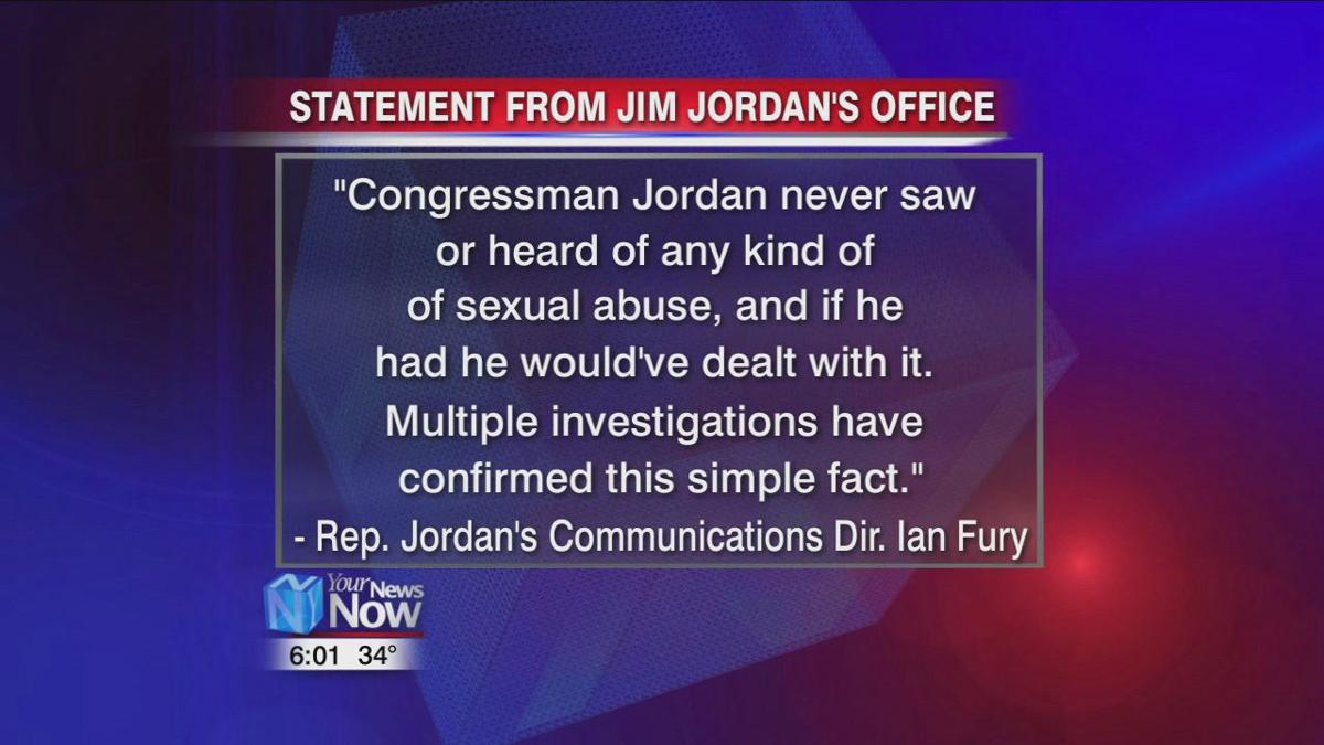 Jordan facing lawsuit involving his time as OSU wrestling coach
