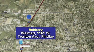 Man and woman arrested after trying to steal TVs from Findlay Walmart.jpg